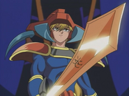 Flame Swordsman Joey