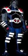 Darkseid Omega DCAU