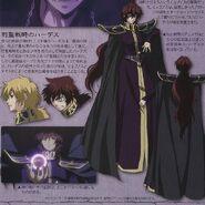 Hades XVI Anime