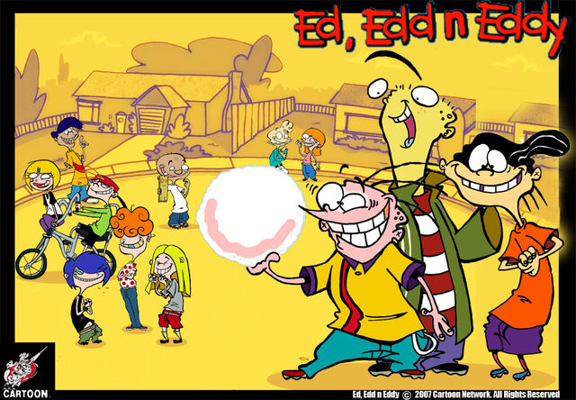 FileEd Edd N Eddy Wallpapers