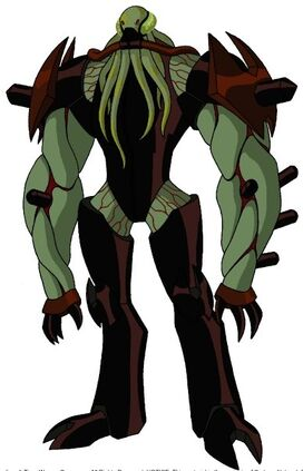 Implants Vilgax
