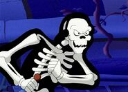 Skeleton man (Scooby-Doo! and the Monster of Mexico)