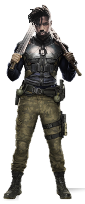 Erik Killmonger MCU