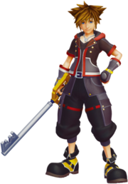 Sora (New Clothes) KHIII