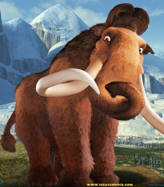 Manny the Mammoth