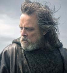 Luke Skywalker TLJ