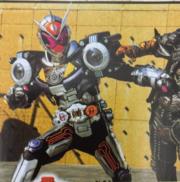 Zi-O Ghost Armor