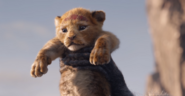 Baby Simba from Remake