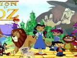 Juniper Lee's Adventures of the Lion of OZ