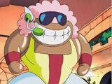 Jeffrey, Jaden & Friends' Storm Adventures of Kirby Right Back At Ya! - Fitness Fiend