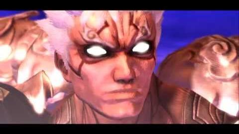 Asura's Wrath The Final Fight! (Asura vs Chakravartin)