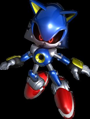 Metal Sonic Heroes