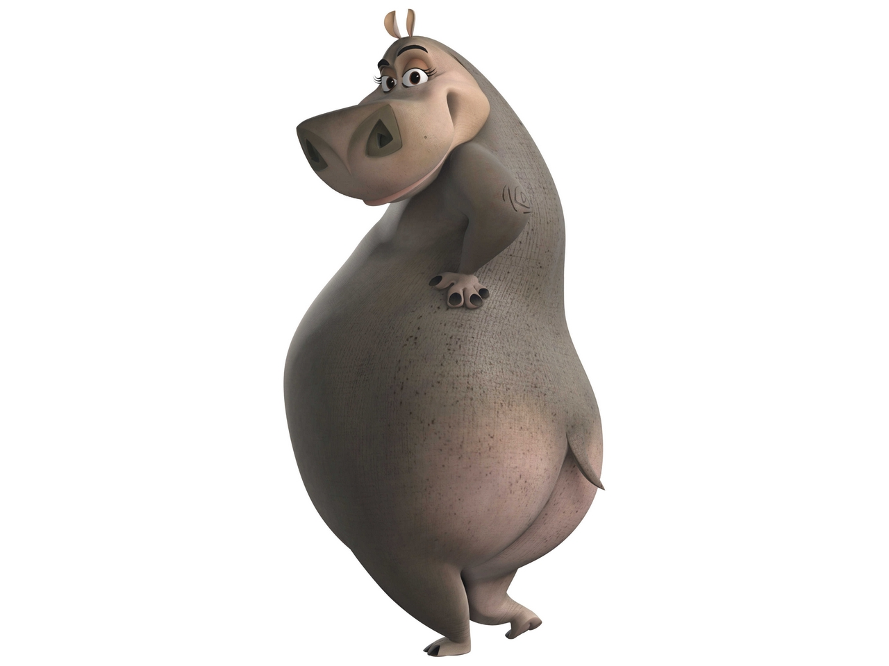 Gloria the Hippo