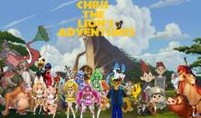 Chris the Lion's Adventures Season 2