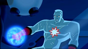 Captain Atom makes a choice