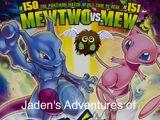 Jaden's Adventures of Pokemon the First Movie