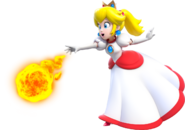1279px-Fire Princess Peach Artwork - Super Mario 3D World