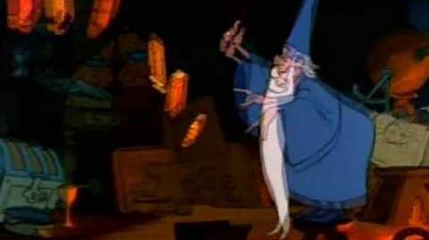 """Walt Disney's The Sword in the Stone """"Higitus Figitus"""""""