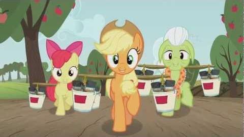 My Little Pony- Friendship is Magic - Raise This Barn -1080p-