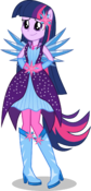 Request princess twilight pony up by limedazzle-dapneec