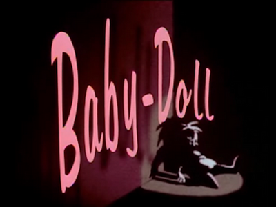 Baby Doll-Title Card