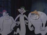 Freako, Shreako, and Meako