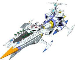 Blue Typhoon