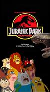 Chris the Lion's Adventures of Jurassic Park
