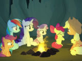 Jeffrey, Jaden, Hiccup & Friends' Storm Adventures of My Little Pony: Friendship is Magic - Campfire Tales