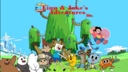 Finn and Jake's Adventures-0