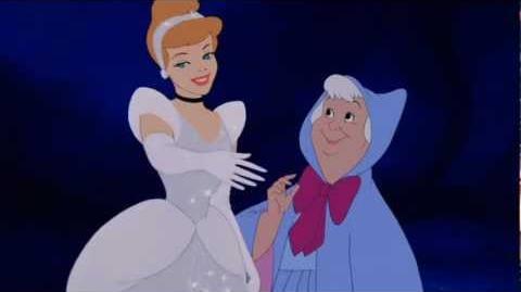 Bibbidi-Bobbidi-Boo (from Cinderella)