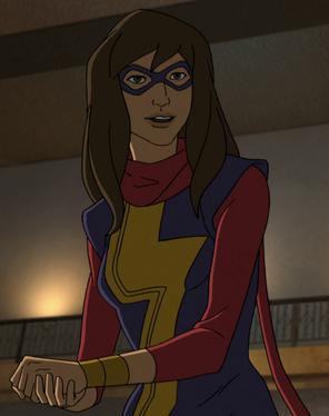 Ms. Marvel AUR 01