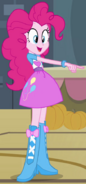 Pinkie Pie in Equestria Girls