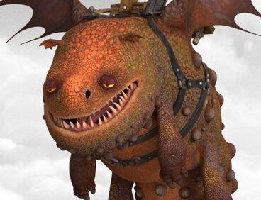 Dragon hero grump