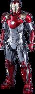 Hot Toys IM MK 47 Transparent