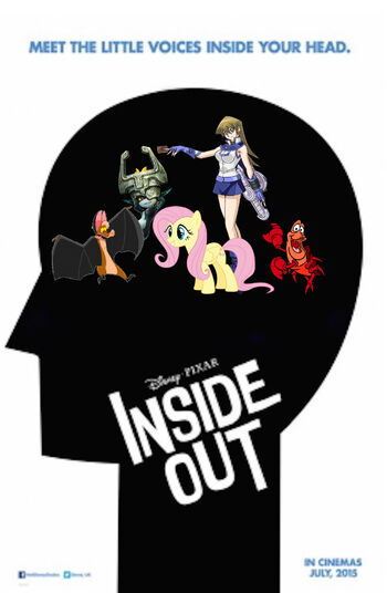Inside Out (2015 film) poster1