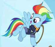 Future Rainbow Dash ID S9E26