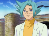 Dr. Yung (Mirage Master)