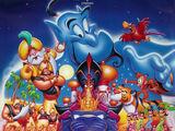 Jaden meets Aladdin