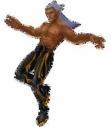 Ansem, Seeker of Darkness (World of Chaos) KH