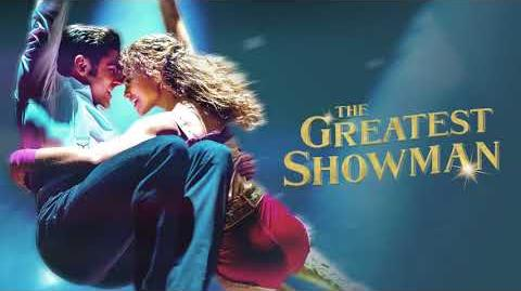 Rewrite The Stars (from The Greatest Showman Soundtrack) -Official Audio-
