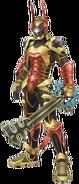 Terra armor