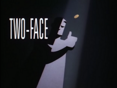 Two Face-Title Card
