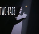 Jeffrey, Jaden & Friends' Storm Adventures of Batman: The Animated Series - Two-Face