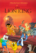 Chris the Lion's Adventures of The Lion King