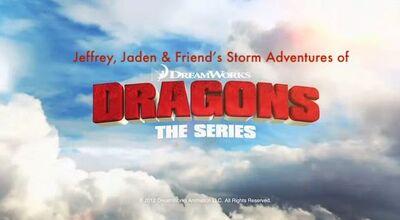 Dreamworks Dragons logo 1