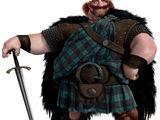 King Fergus