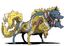 Cerberus Anime Concept Art