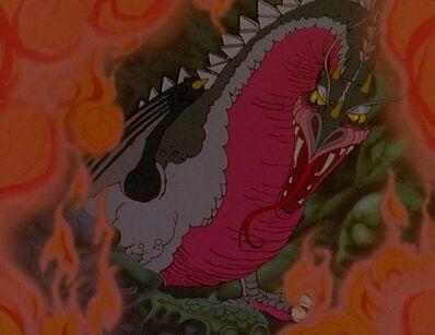 Bryaugh the Dragon