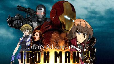 Jaden's Adventures of Iron Man 2 Poster
